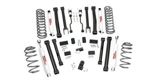 Rough Country Releases New 4 Jeep ZJ Kit : Off-Road.com