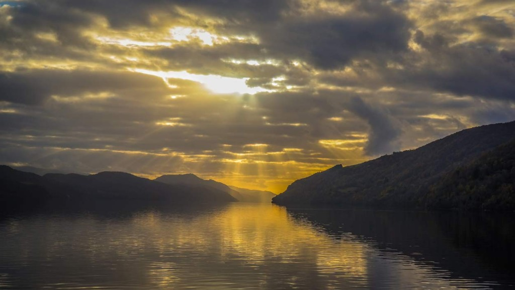 Fjord - Mount Scenery