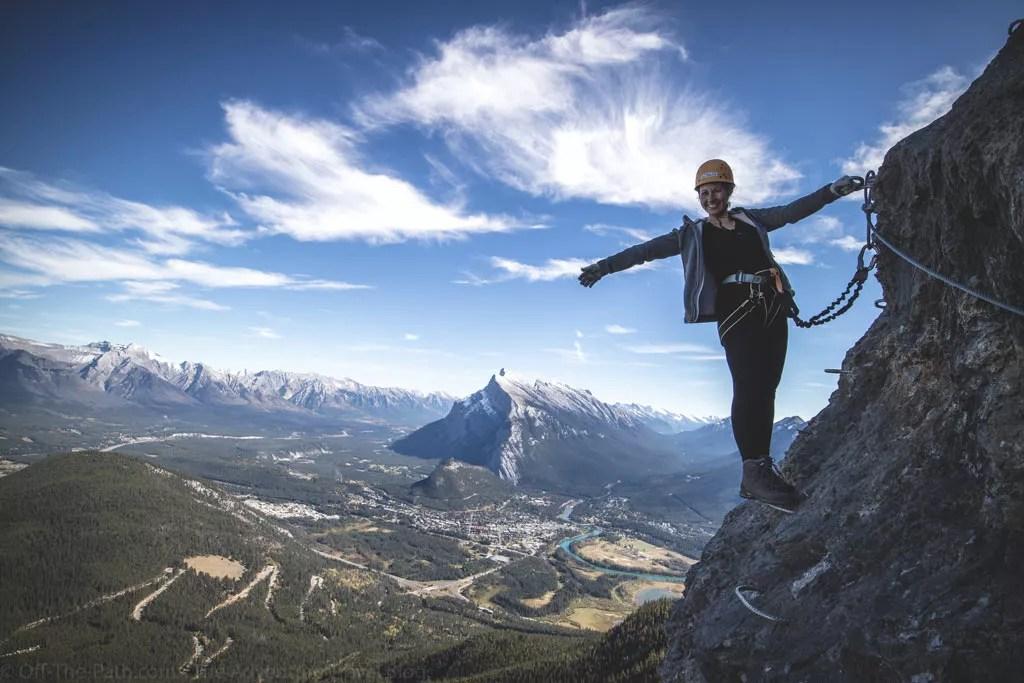 Bergsteigen - Mount Scenery
