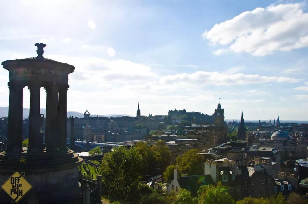 Dugald Stewart Denkmal - Nationaldenkmal von Schottland