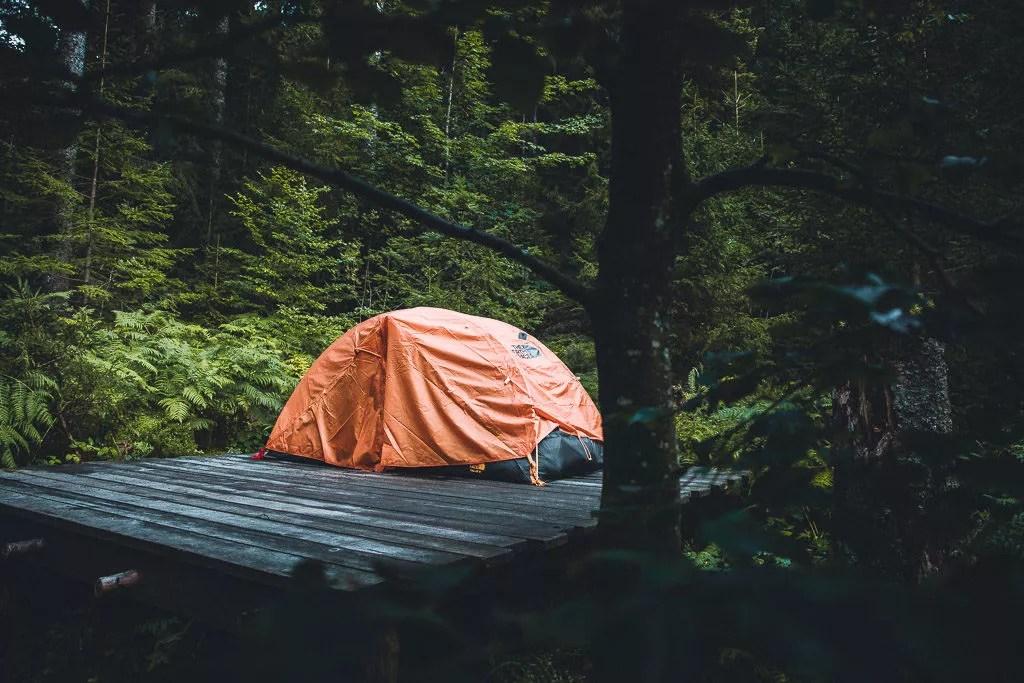 zelten schwarzwald nationalpark