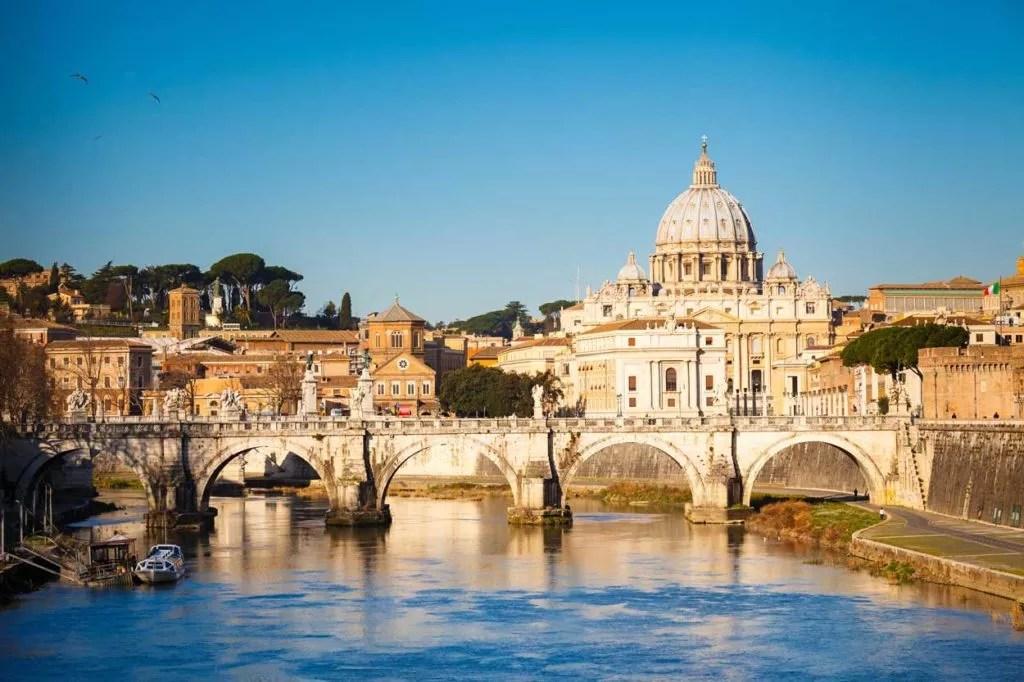 Venedig - Basilika Unserer Lieben Frau in Trastevere