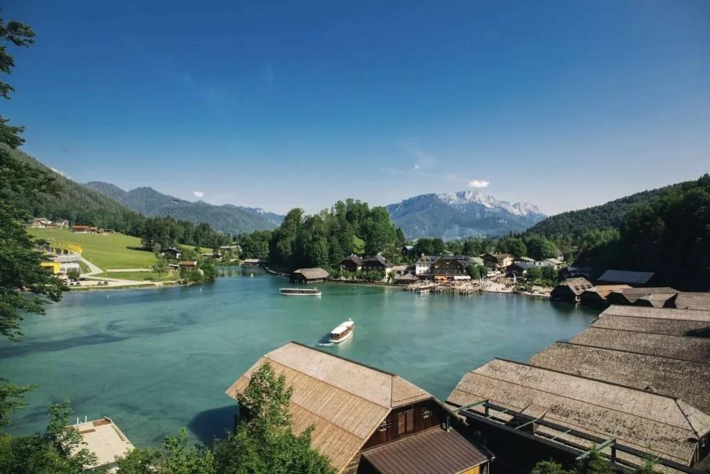 Berchtesgadener Land - Koenigssee