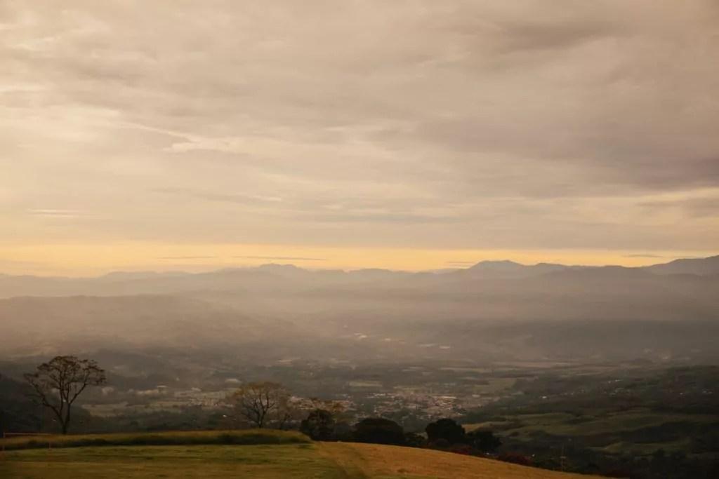 Schöne Aussicht in Costa Rica