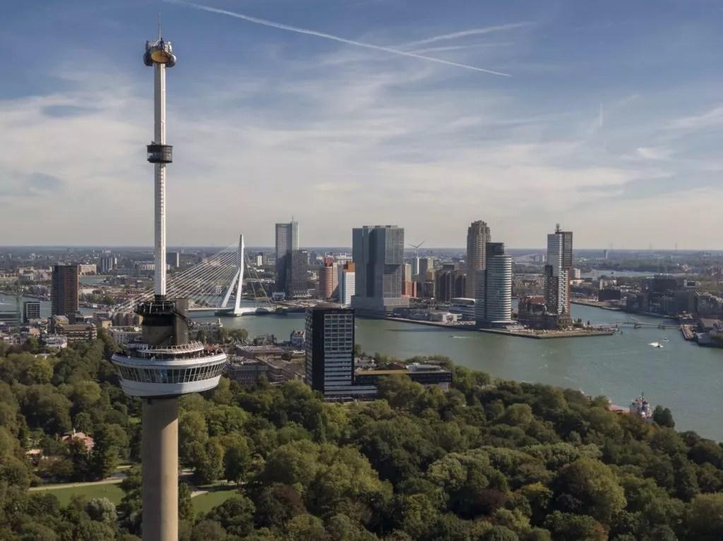 Euromast - höchste Turm der Niederlande