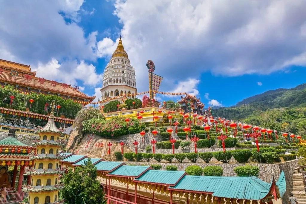 Kek Lok Si Temple auf Penang