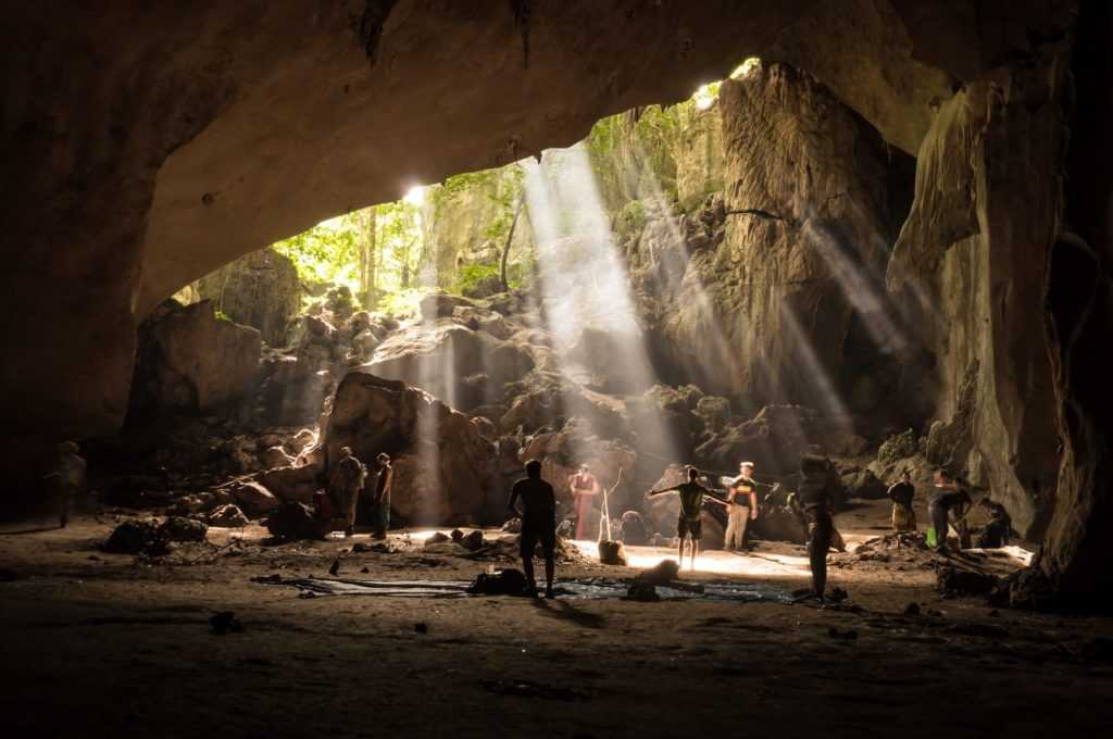 Höhle Taman Negara Nationalpark