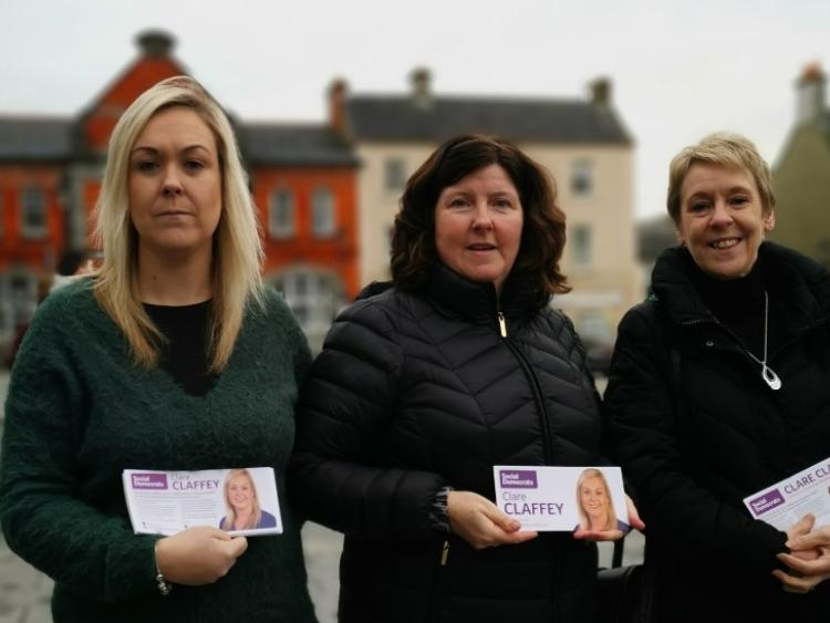 Offaly Local Election Hopeful Launches Campaign For