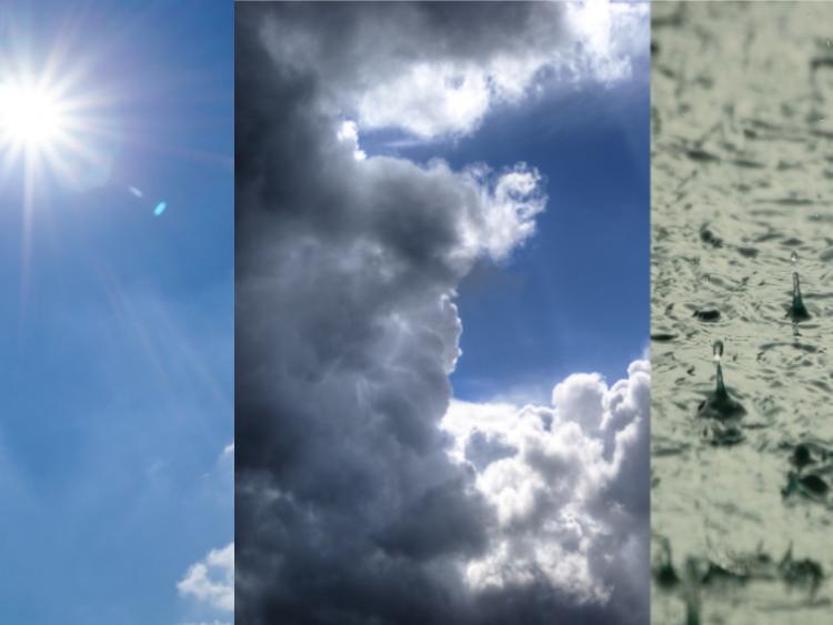 ireland weather forecast for