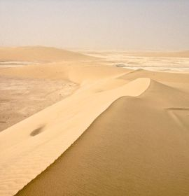 how to make sand dunes