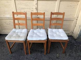 IKEA Chairs (Niskayuna) $60