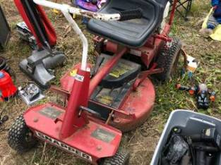 Snapper mower $150