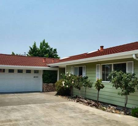 SPACIOUS 3-4 BR REMODELED HOME BEAUTIFULLY MAINTAINED (walnut creek) $3300 4bd 2142ft2