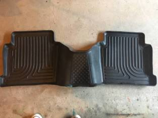 2014-2016 Mazda 6 Husky Weatherbeater Floormats (WATERFORD) $60