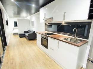Unique 40ft Container Home for Sale