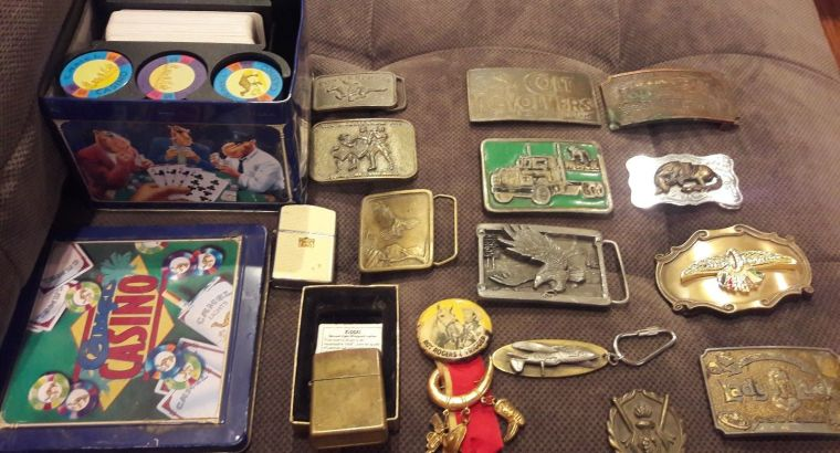 Vintage junk drawer lot???