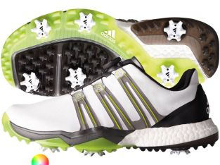 Adidas Powerband BOA Boost Mens Golf Shoes – Pick Size & Color