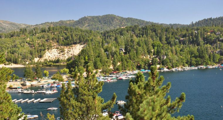 BUILD-ABLE LOT NEAR LAKE ARROWHEAD, BIG BEAR – Buy It Now or Best Offer