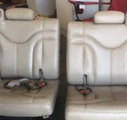 GMC Yukon 3rd Row Seats