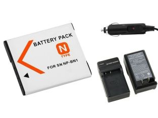 Premium Tech Home and Car battery charger- camera