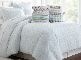 Home Collection 3 Piece Pattern Duvet Cover Set Seasonal Patterns – Wrinkle Free