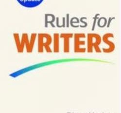 Rules for writers 2016 MLA Update Ebook