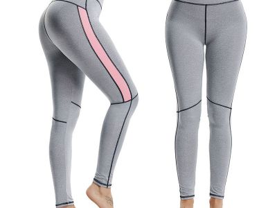Women Yoga Pants Athletic Stretch Fitness Workout Gym Leggings Sexy Fashion US