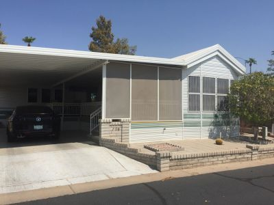 Mobile Home Residential Property Mesa, Maricopa County, Arizona 55+ Community AZ