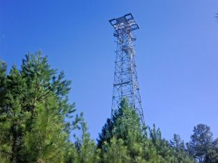 Radio Tower Site – Former AT&T Long Lines