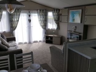 Static Holiday Home (with bath) for sale – Allonby, Cumbria 12 month season