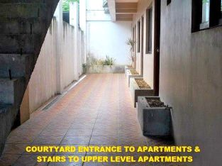 9No APARTMENTS, 2No. SHOPS, & 152m2 RESIDENCY & GARAGE- MANILA PHILIPPINES