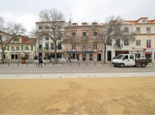 Real Estate Investment – building in historic city of Alcobaca, Portugal