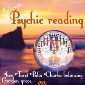 Paychic Readings By Samantha
