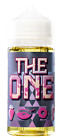 The One Collection by Beard – Strawberry, Blueberry, Crumble Cake, Apple 100ml