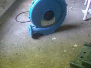 kidpower bounce house air pump