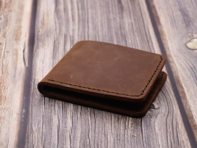 Personalized Leather Wallet, Gifts for Men, gifts for men who have everything, Gifts for Men Christmas Gifts for Dad Gifts for Boyfriend#002