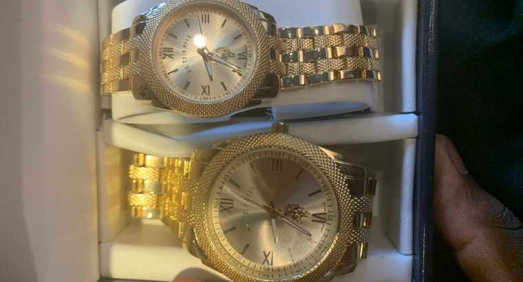 his and hers polo watches