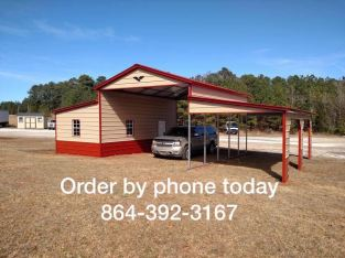 carports rent to own no credit check