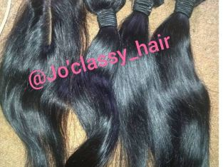 Brazilian hair and human hair