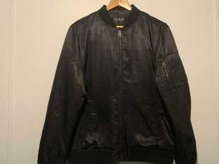 ess Men's Irvine 2-Piece Bomber Jacket Medium