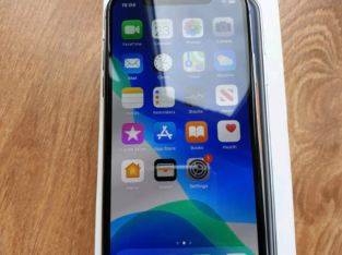 iPhone X White 64gb unlocked perfect condition