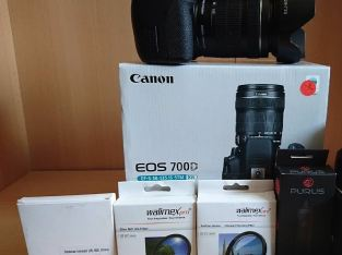 Canon EOS 7D Mark II DSLR DIGIC 6 Camera +