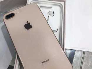 Apple iPhone 8 Plus Smartphone Brand New 256GB Original Brand and Factory Sealed (Accessories intact)