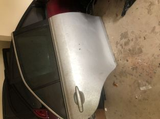 Toyota  Camry 2007-2011 right rear door