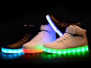 Electric Men's Light up Sneakers