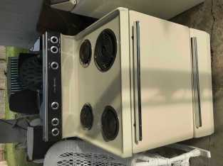 Electrical Oven/Stove