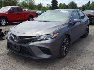 2018 TOYOTA CAMRY L Lot #: 171905512  Mileage:  35141.0 Actual Transmission: Automatic Engine: 2.5L 4-Cylinder Petrol Condition: Run&Drive
