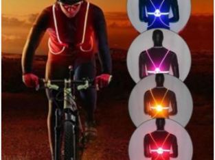 Be Seen be Safe Led Vest