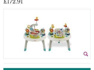 Activity Centre 2in1 FisherPrice 4months+