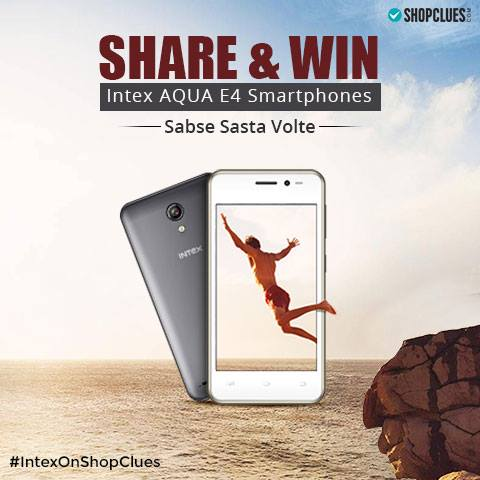 Win smartphone contest